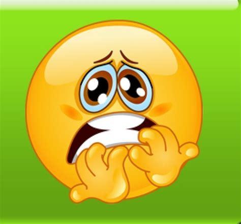 imagenes de emoji asustado carita asustada emoji we heart it