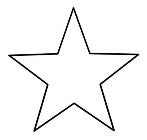 figuras geometricas la estrella dibujos de estrellas para colorear e imprimir imagui