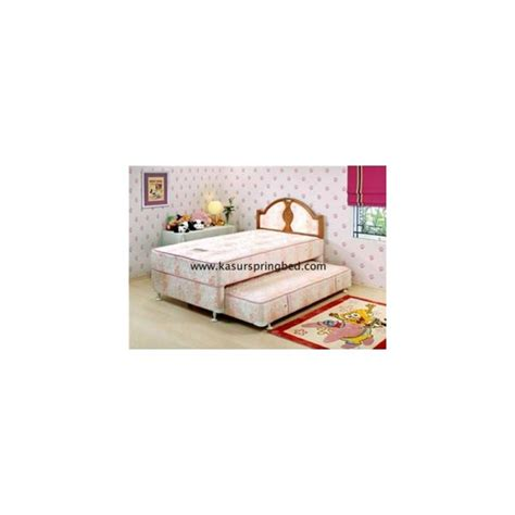 2 In 1 Deluxe Central Bed Central 2in1 Deluxe Sandaran Athena Harga