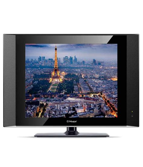 Tv Led Nagoya 17 buy maser m17ctn 43 18 cm 17 hd ready led television at best price in india snapdeal