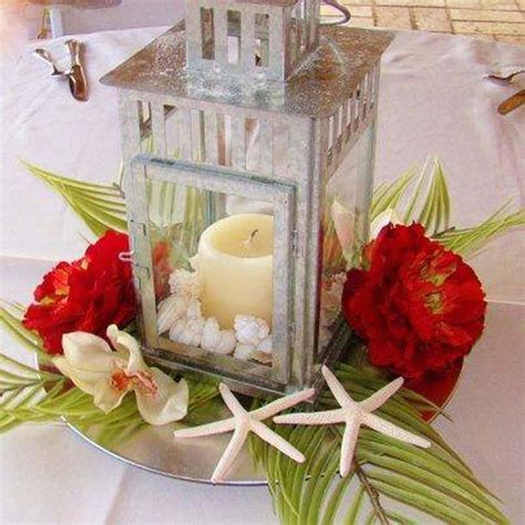 Silk Flower Table Decorations by Centerpieces