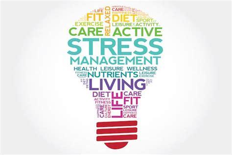 practice healthy stress management