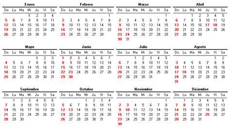 Calendario 2014 Colombia Calendario 2014 Enlacetotal
