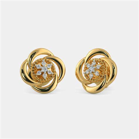 orion stud earrings bluestonecom