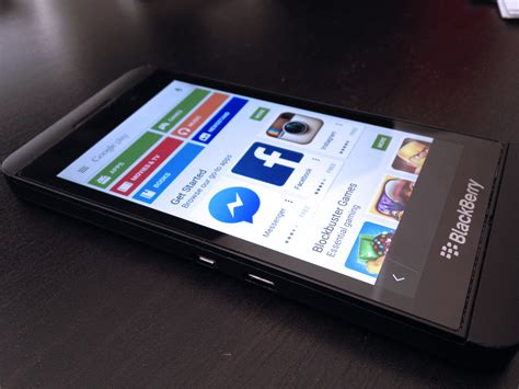 Where Is Play Store In Blackberry Install Play Store On Blackberry 10 4mobiles Net