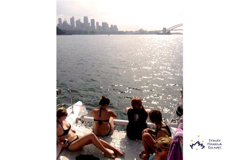 catamaran hire sydney rose bay tiger 2 boat hire corporate event cruises sydney harbour