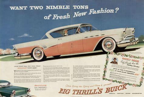 photo 1957 buick ad buick ads brochures album