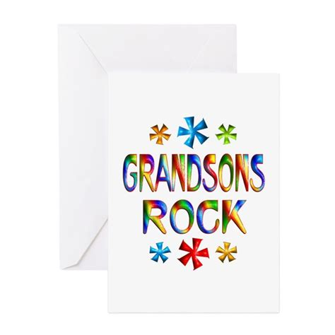 card grandson grandson greeting card by giftsgallery