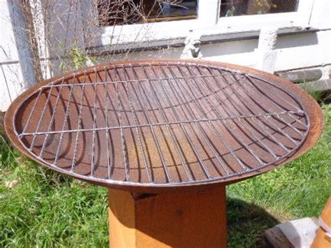Feuerschale Mit Gitter by Grillrost Gitterrost F 252 R Feuerschale Pflanzschale 50cm