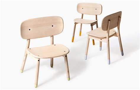 Furniture Friends by Friends A Growing Chair For Children By Claus Korup
