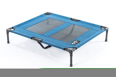 elevated bed frame 2pet 174 elevated pet bed cot deluxe cooling elevated pet