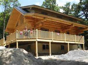 Small Homes For Sale Ottawa Log Homes Log Cabins And Log Cottages Built By Kealey