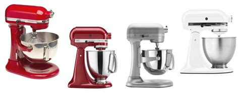 Most and Recommended KitchenAid Stand Mixers List of 2015