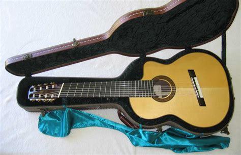 8 string fanned fret guitar 2010 bartolex sps8facel 8 string fanned fret classical