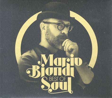 mario biondi the best mario biondi best of soul 2cd 2016 avaxhome