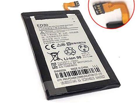 Hp Motorola Xt1033 accu voor motorola ed30 laptop batterij 3 8v 2010 2070mah batterij pc nl