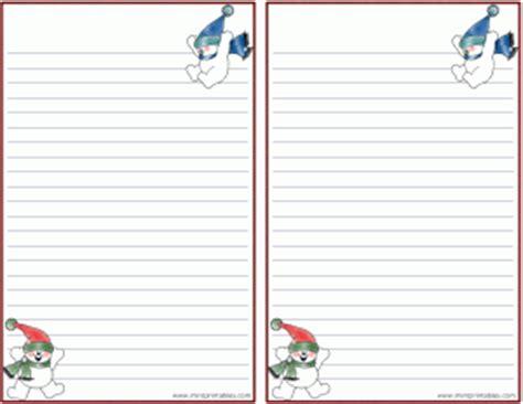 printable stationery for teachers christmas stationery 171 christmas resources for teachers