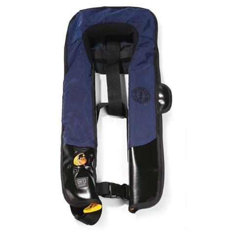 mustang hydrostatic pfd mustang survival deluxe pfd with hit auto