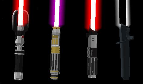 advanced lightsabers armor tools and weapons minecraft mods curse
