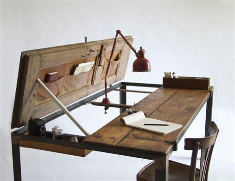 repurposed door desk interior design ideas