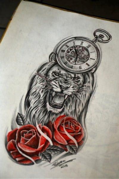 tattoo uploaded  memento mori tattoo studio lionclock