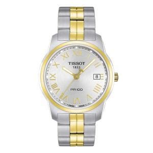 Tissot Pr 100 Chronograph Gent T049 417 16 057 00 orologio tissot tradition automatic small second t063 428