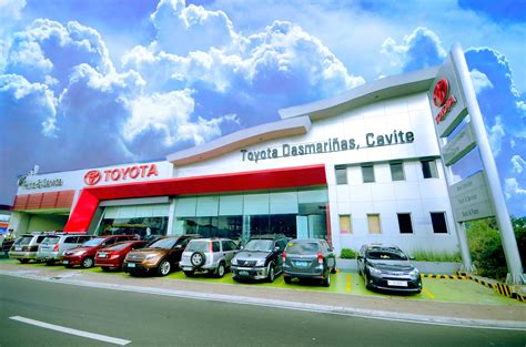 Toyota Philippines Showroom Welcome To Toyota Dasmari 241 As Cavite The Dealer Of Choice