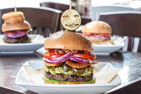 Handmade Burger Co Silverburn - handmade burger co glasgow silverburn bookatable