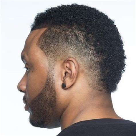 afro mohawk hairstyle for boys 21 best images about men afro hair style cut on