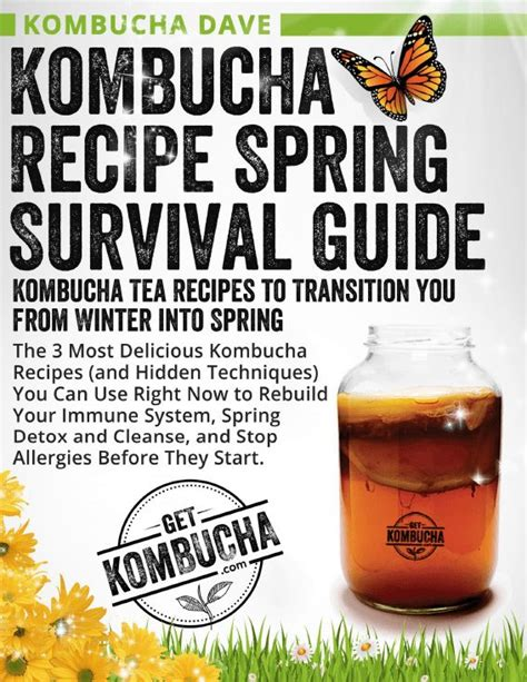 Kombucha Cleanse Detox by 130 Best Kombucha Images On Kefir