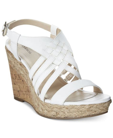 style co raylynn platform wedge sandals only at macy s