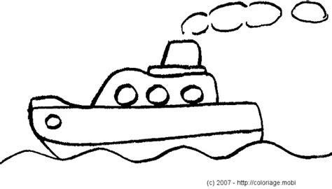 dessin bateau simple coloriage paquebot simple dessin gratuit 224 imprimer