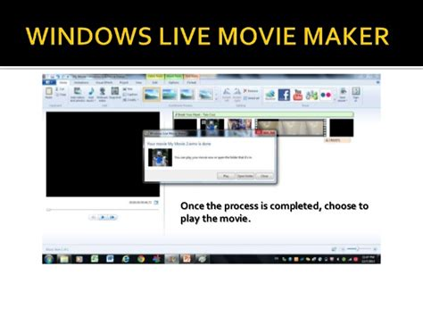 windows live movie maker tutorial 2014 download windows live movie maker 2014