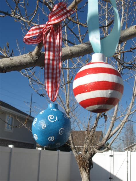 how to fix externa christmas decorations write it day 3 handmade ornaments