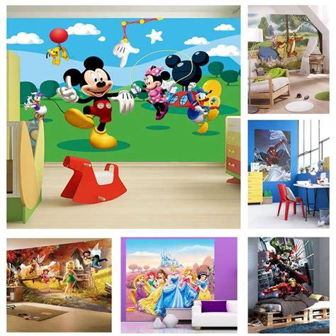 childrens bedroom wall murals uk childrens bedroom disney character wallpaper wall mural free delivery ebay
