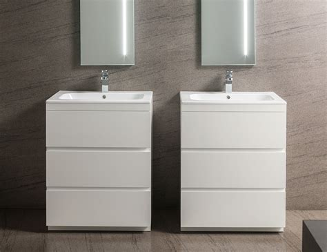 modern italian bathroom vanities atlante edone crio