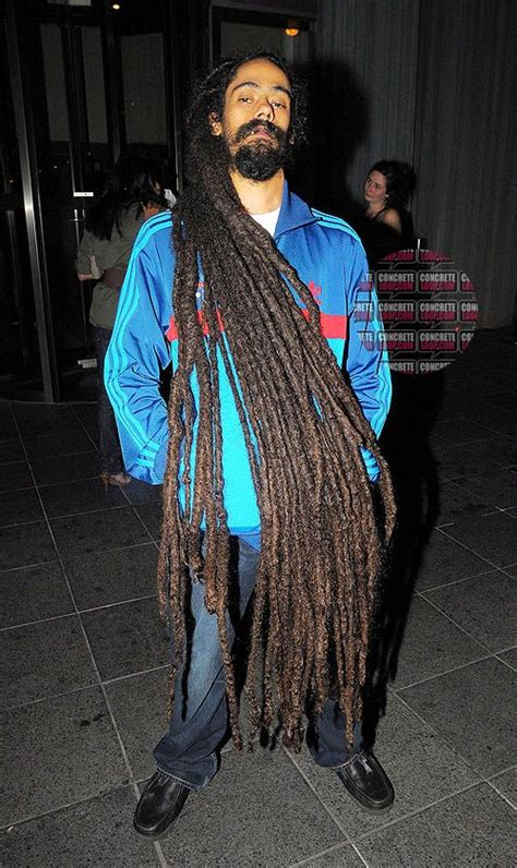 can marley hair break off your hair damian marley s dreads i can t even imagine how heavy
