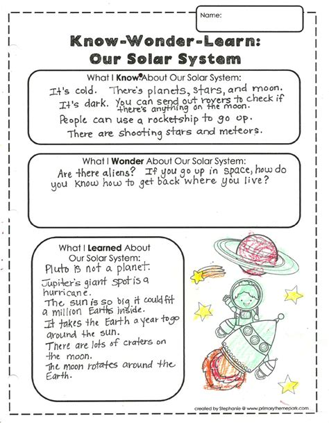 kindergarten activities on space space themed worksheets for kindergarten space crafts
