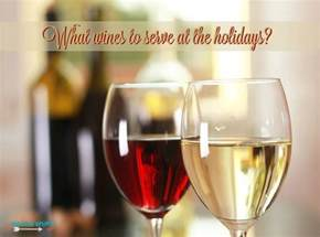 what wines to serve for thanksgiving or christmas the