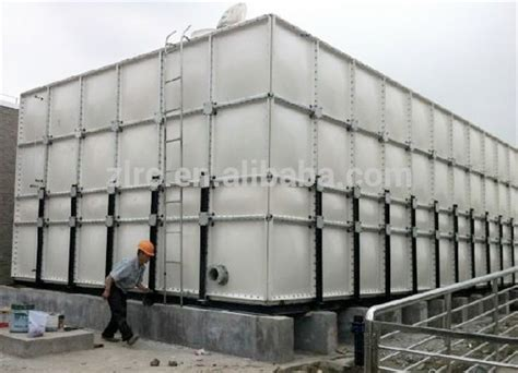 Frp Panel Tank Frp Water Tank Smc Water Reservoir Grp Panel Combined