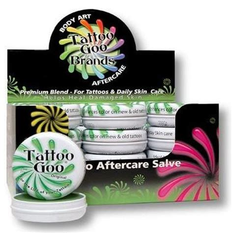tattoo goo allergy tattoo goo tattoo aftercare tattoo ointment tattoo goo