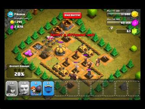 Clash Of Clans 21 by Clash Of Clans Level 21 Fikova