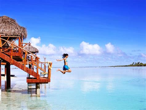 overwater bungalows cook islands cook islands overwater bungalows