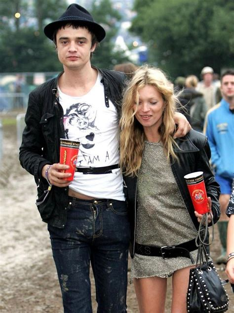Kate Moss And Pete Doherty by Kate Moss E Pete Doherty The Stellar Boutique