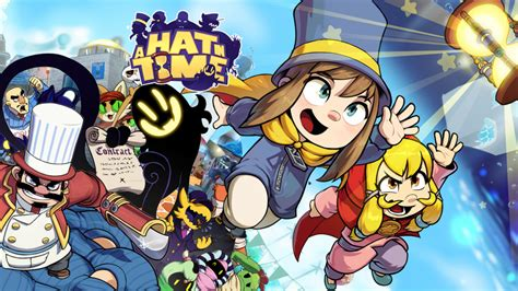 a for all time review a hat in time review