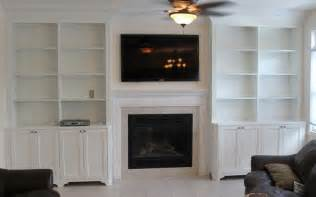 Built In Bookshelves Around Fireplace Custom Made Bookcases By Stan Loskot Woodworking