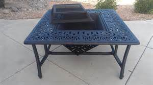 wood pit table wood burning pit table steel wood burning portable