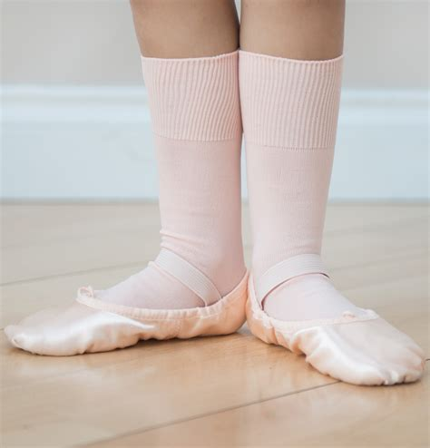 ballet slipper socks the ballerina store junior warm ups tights ballet