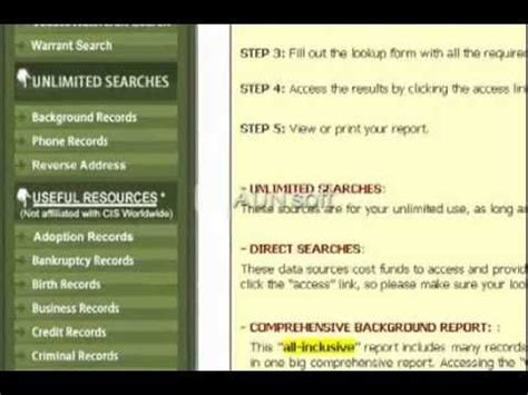 How Can I Check My Background Record Security Check Fast Background Checks Records