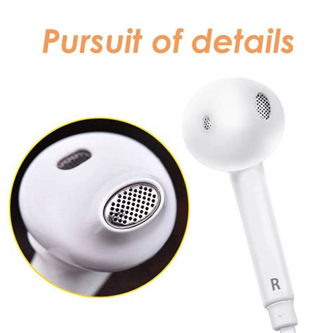 best headphones with mic iphone best headphones earbuds stereo gaming earphone for